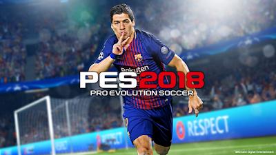 PES 2018 Untuk PC Atau Laptop