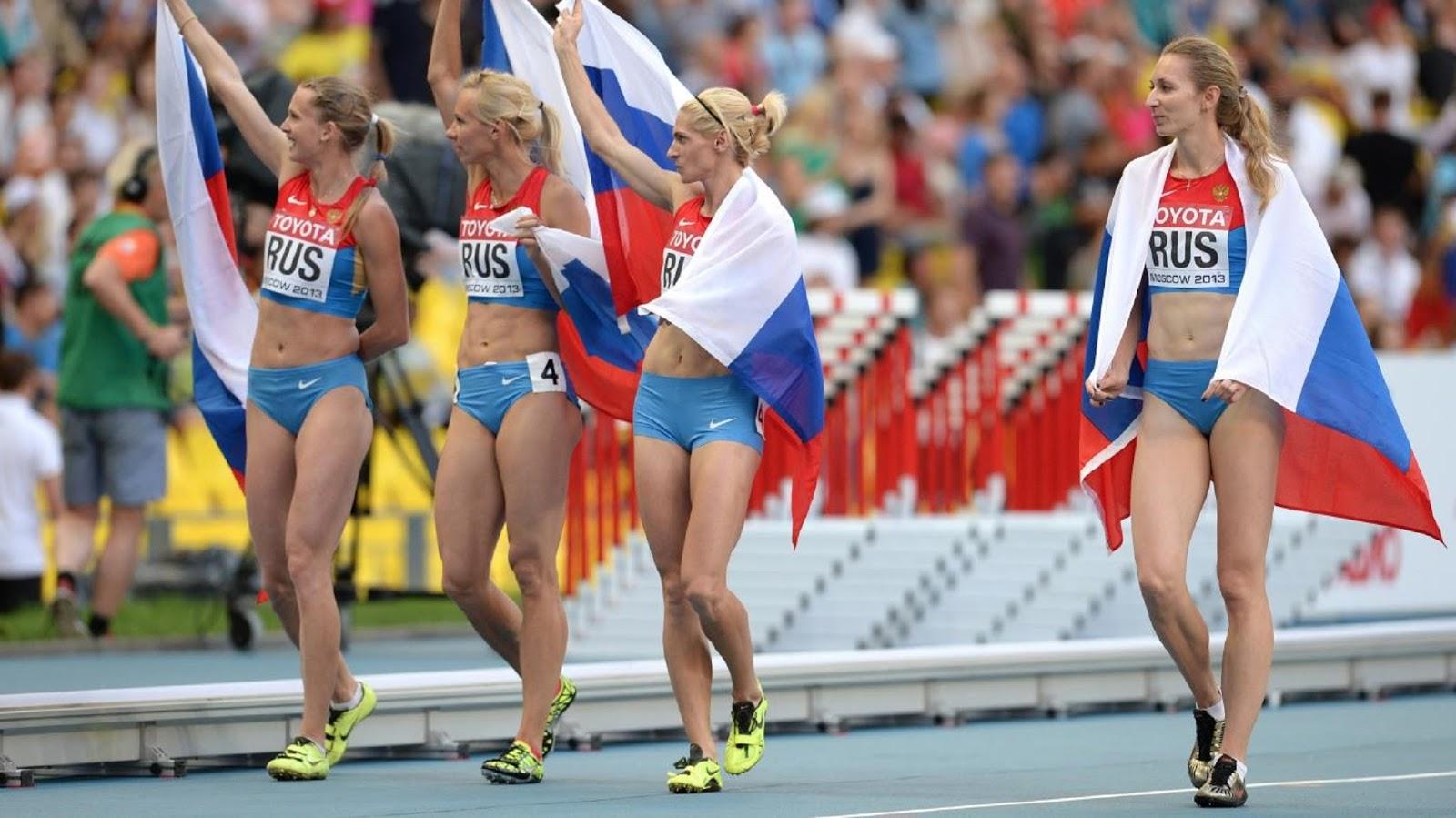 RUSSIA 2016 RIO OLYMPICS 4
