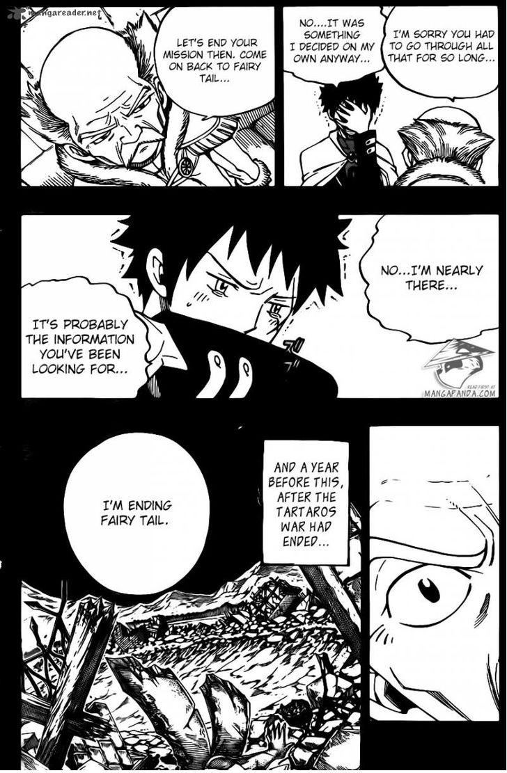 Fairy Tail Ch 439: Alvarez Empire