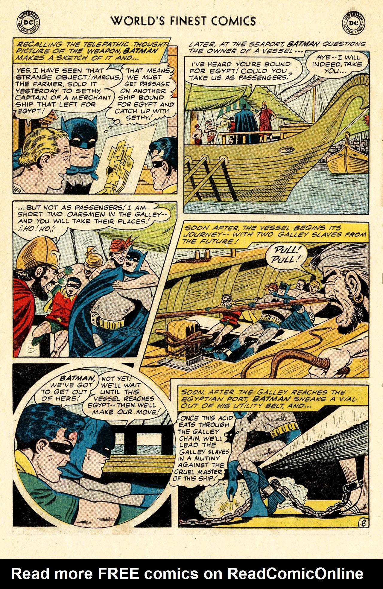 Read online World's Finest Comics comic -  Issue #107 - 10