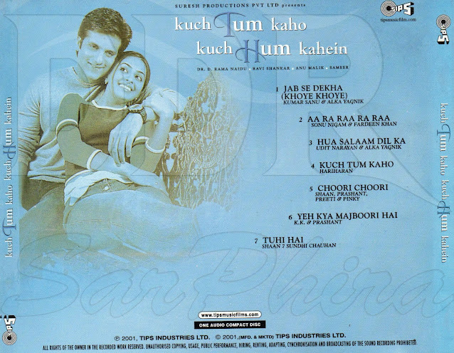 Download Kuch Tum Kaho Kuch Hum Kahen [2002~MP3~VBR~320Kbps] Review