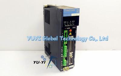 SANYO DENKI RS1A01AA AC SERVO SYSTEMS R  SANMOTION AC SERVO SYSTEMS R MODEL RS1A01AA