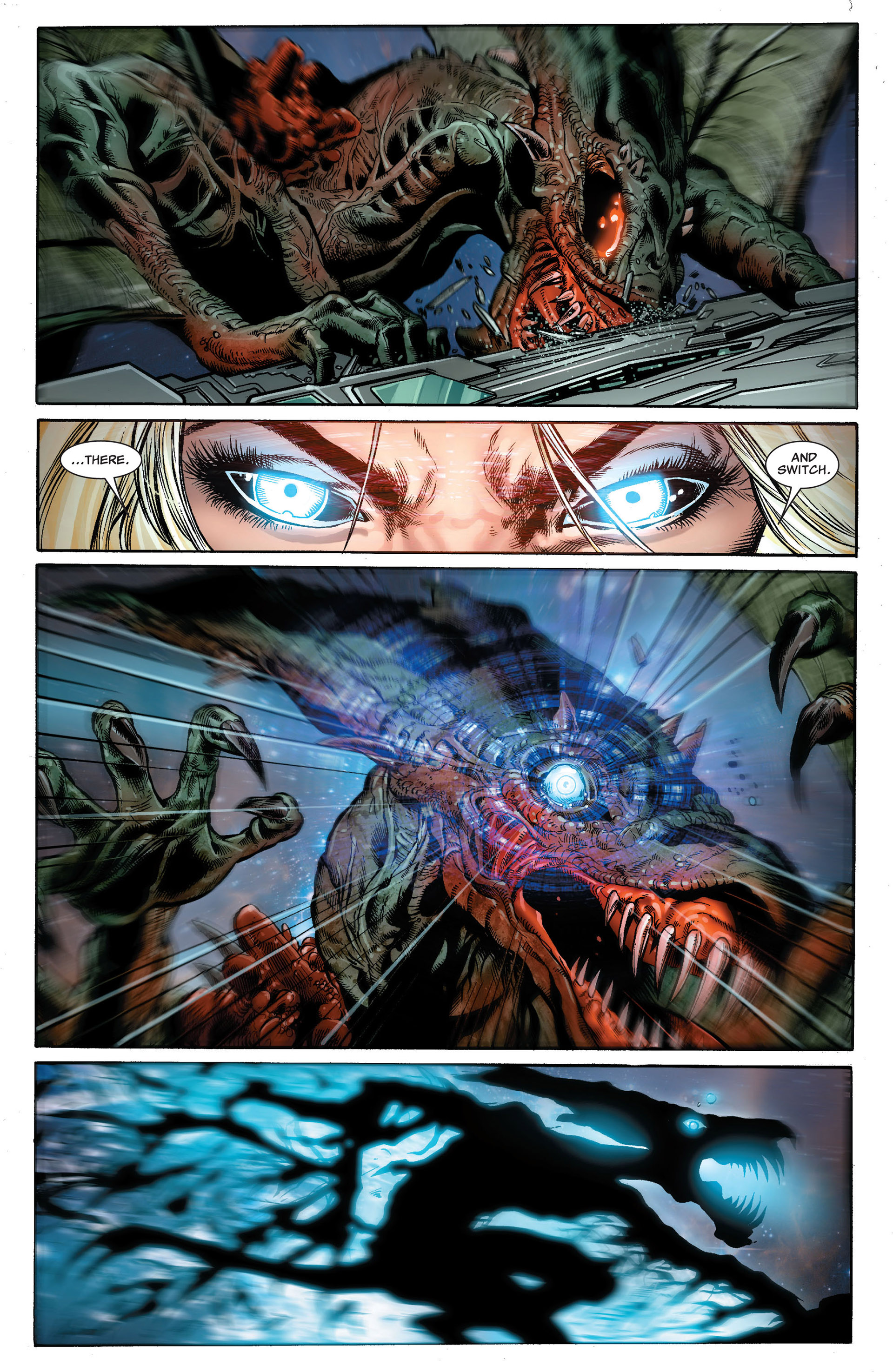 Read online Astonishing X-Men (2004) comic -  Issue #34 - 13