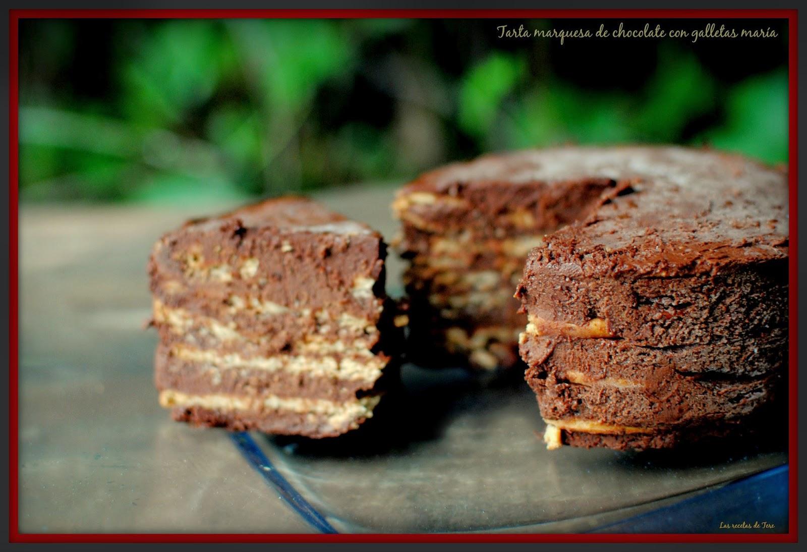 tarta marquesa de chocolate con galletas maría tererecetas 04