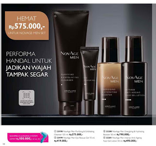 NovAGE Men Set by ORIFLAME