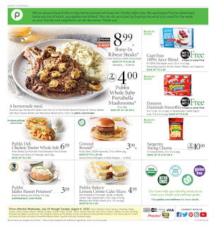 ⭐ Publix Ad 8/5/20 OR 8/6/20 ⭐ Publix Weekly Ad August 5 2020