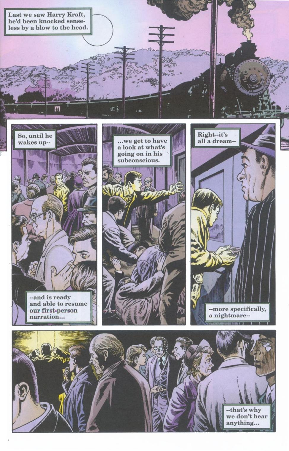 Read online American Century comic -  Issue #23 - 2