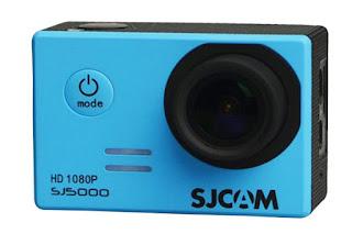 Cara Menggunakan Action Camera SJCAM