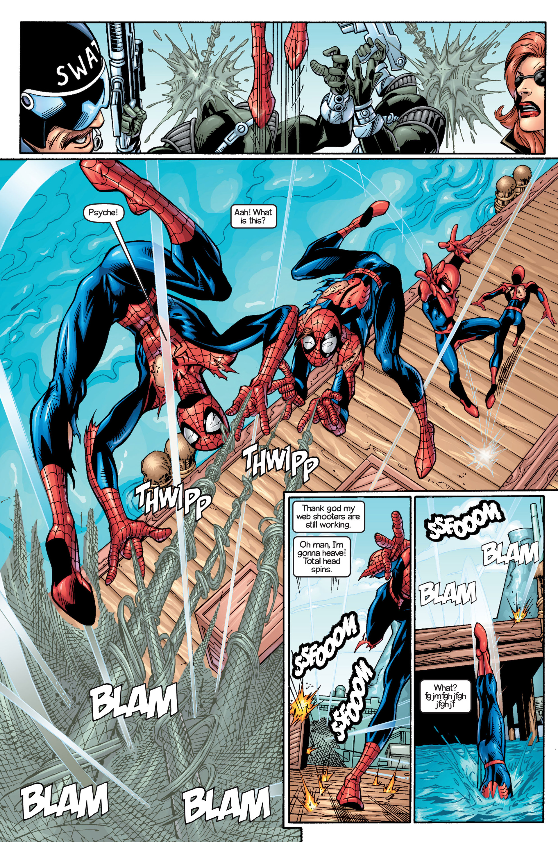 Read online Ultimate Spider-Man (2000) comic -  Issue #18 - 11