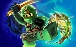 Gambar Wallpaper Kartun Anak Ninjago 3