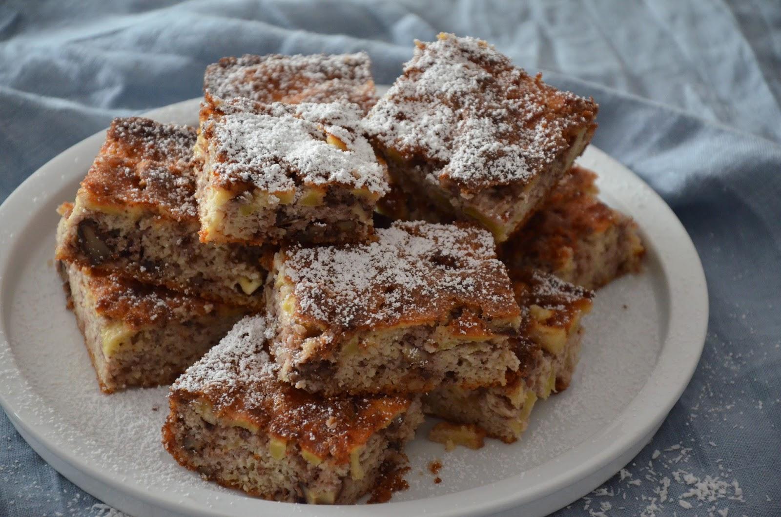 Apfel Nuss Kuchen Low Carb Rezeptra Food And More