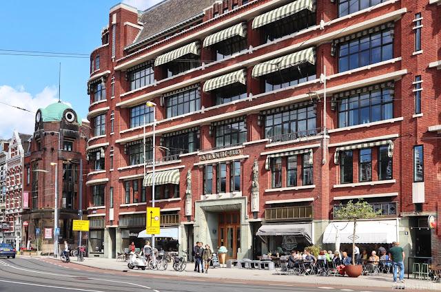 Rotterdam atlantic house loos grand cafe