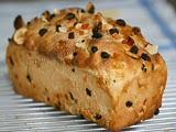 Pan de Centeno con Frutas Deshidratadas