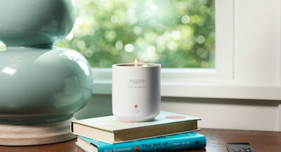 Inspire [mac candle N°2] Relaxing Candle