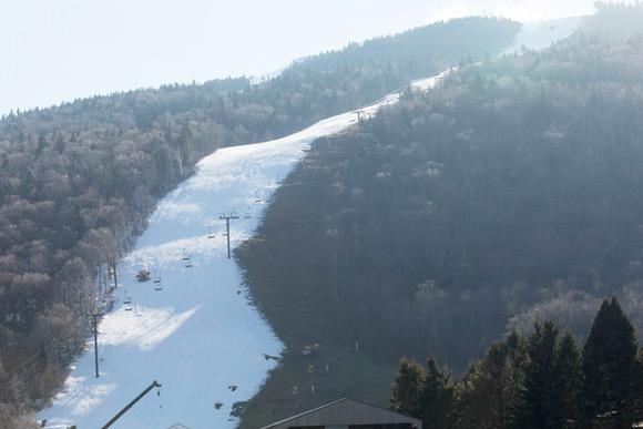 as the ski turns killington vermont killington given thumbs up for