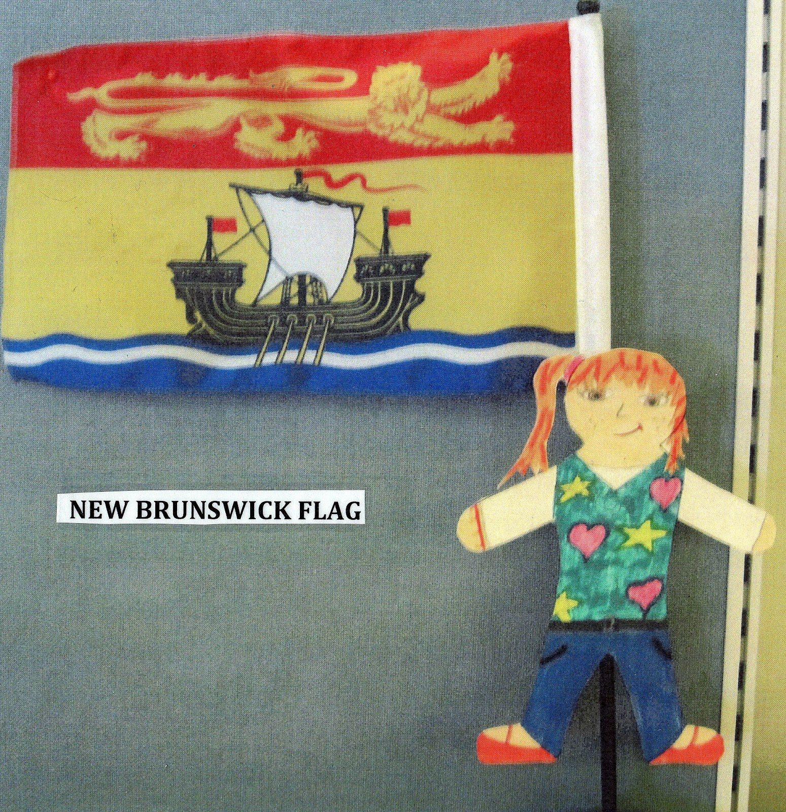 Stanley's Canada Trip: Flat Stanley Visits New Brunswick