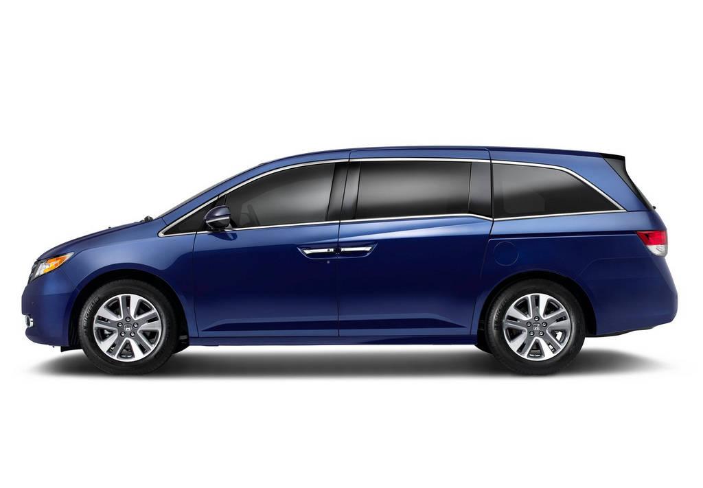 Elite Motor Cars: Honda Odyssey Touring Elite