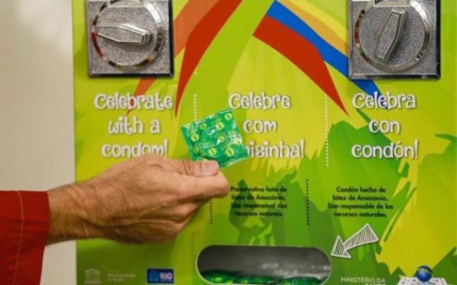 Condones de deportistas olímpicos atascaron cañerías en Río