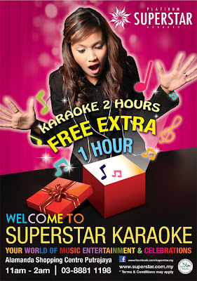 Superstar Karaoke Alamanda