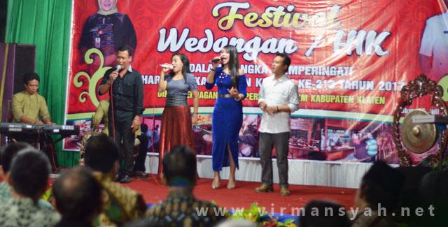 Dangdutan Festival HIK Klaten