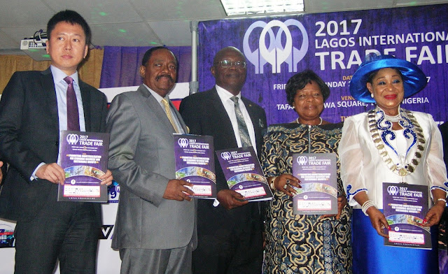 LCCI Unveils 2017 Lagos International Trade Fair Prospectus