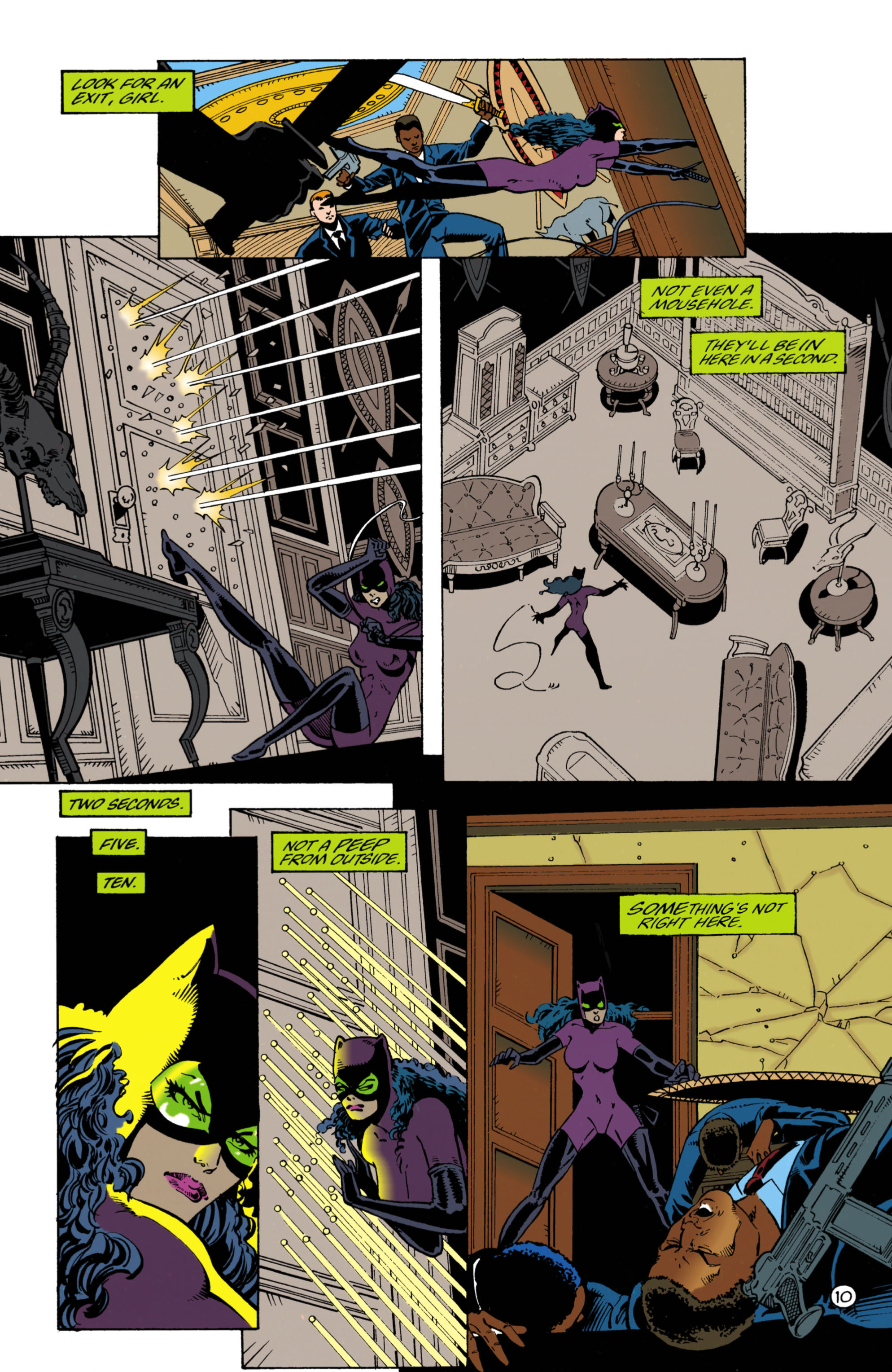 Catwoman (1993) Issue #27 #32 - English 11