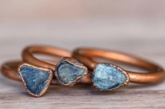 Image result for तांबे की अंगूठी पहनने के लाभ