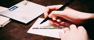 Surat Pribadi dan Surat Dinas