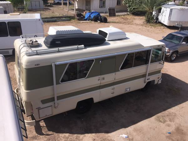 Used Motorhomes For Sale By Owner >> Used RVs Rare RV, 1973 Starcraft Starcruiser For Sale by Owner