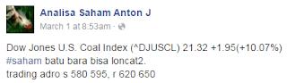 Analisa Saham Anton J