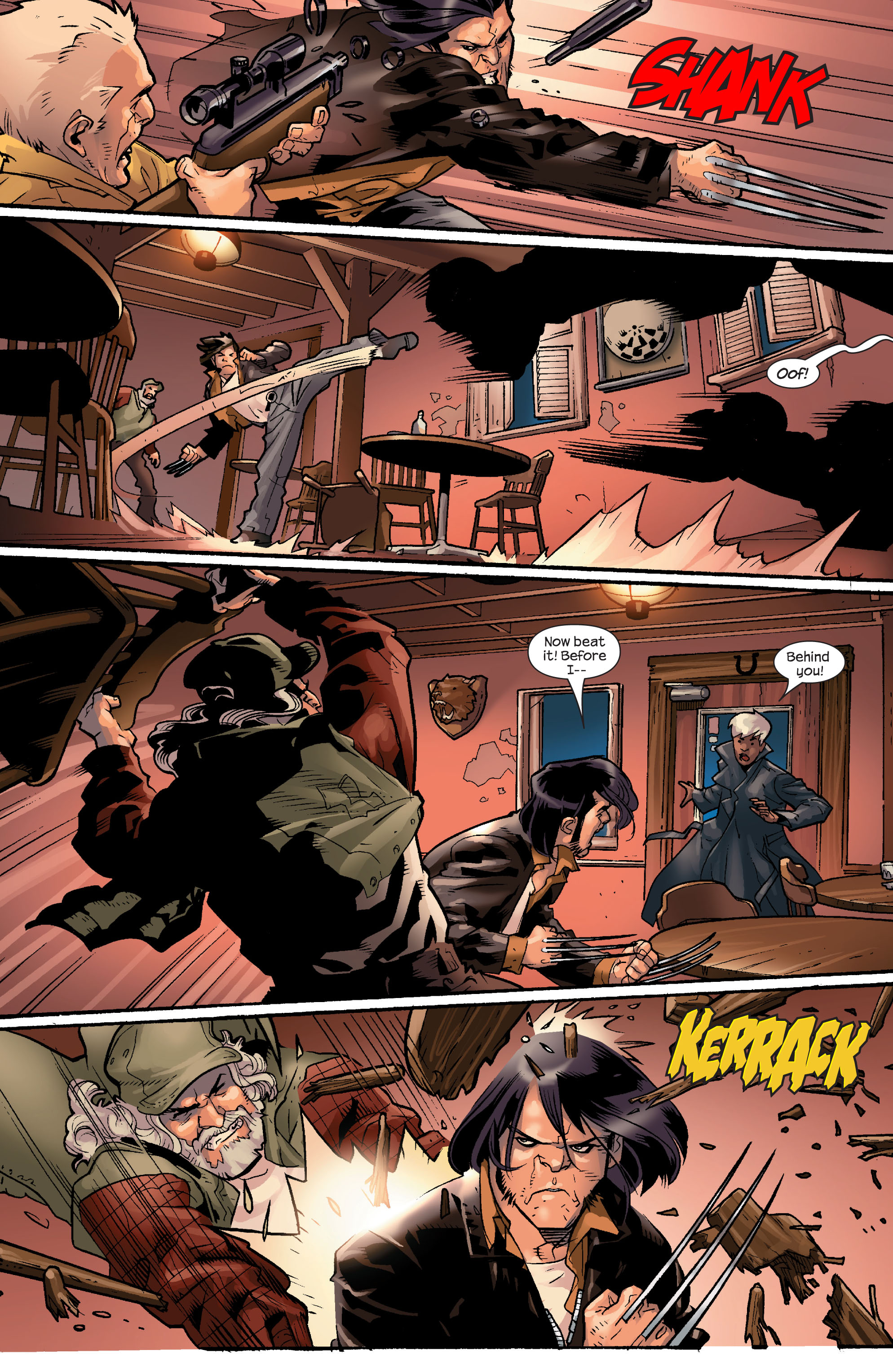 Read online Ultimate X-Men comic -  Issue #59 - 13
