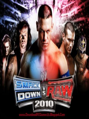wwe smackdown vs raw 2010 free  full version for pc