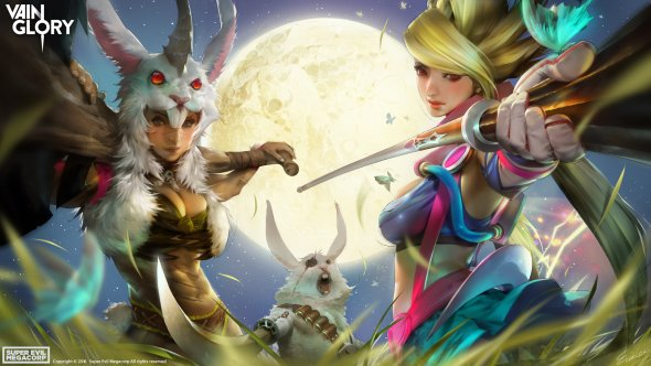 Evan Lee artstation arte ilustrações ficção fantasia games