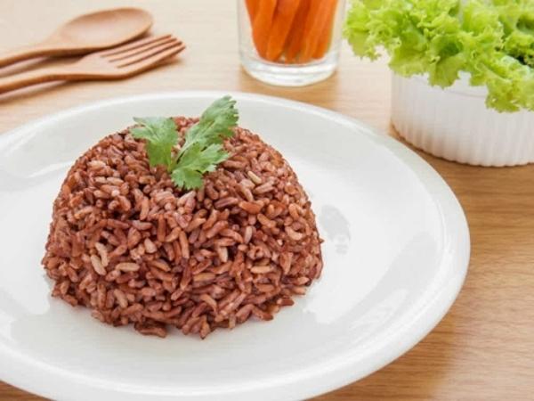 Manfaat beras merah untuk diet sehat