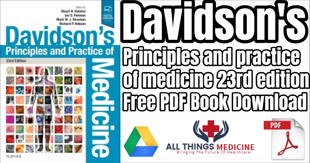 Devidson Medicine Book