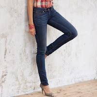 Blugi Skinny LEVI'S pentru femei