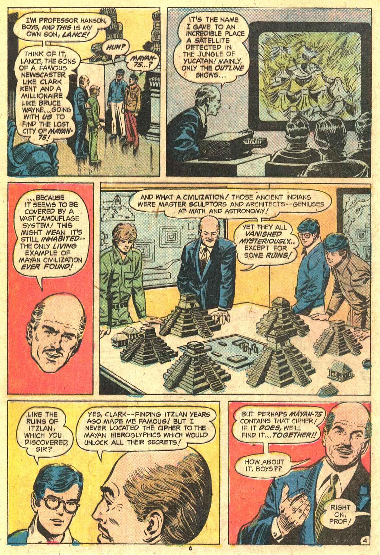 Read online World's Finest Comics comic -  Issue #230 - 6