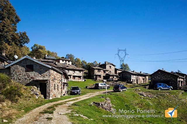 Alpeggio di Monterecchio