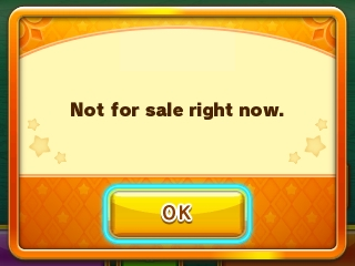 Team Kirby Clash Deluxe Magolor Shop apple glitch