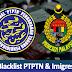 Semak Nama Senarai Hitam PTPTN Dan Imigresen Melalui Online.
