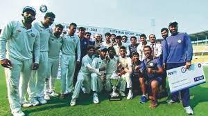 Spotlight : Vidarbha Won Irani Cup