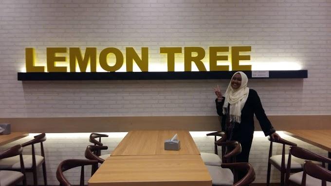 CAWANGAN BARU RESTORAN LEMON TREE DI TAMAN MEGAH RIA MASAI