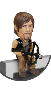 The Walking Dead Daryl with Crossbow Computer Sitter Figure