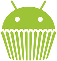 Android Cupcake - Android v1.5