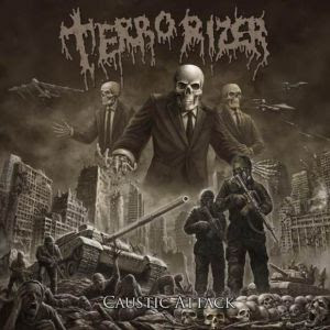 Terrorizer - Caustic Attack (2018)