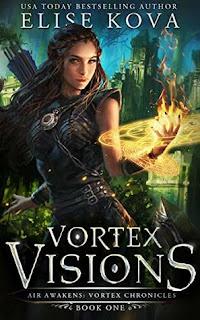 Vortex Visions by Elise Kova