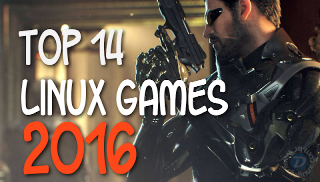 Top 14 Linux Games