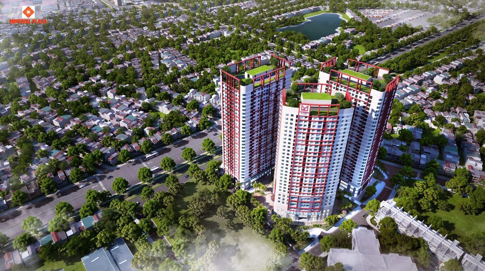 Imperial Plaza lựa chọn an cư hoàn hảo khu phía Nam Hà Nội