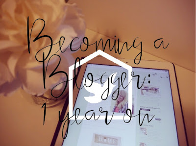 Becoming a blogger