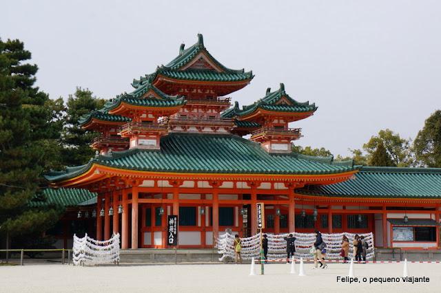 Templo Heian-jingu